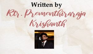 Written By Krish