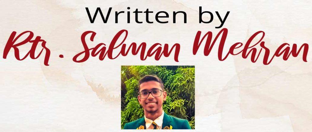 Written by Salman