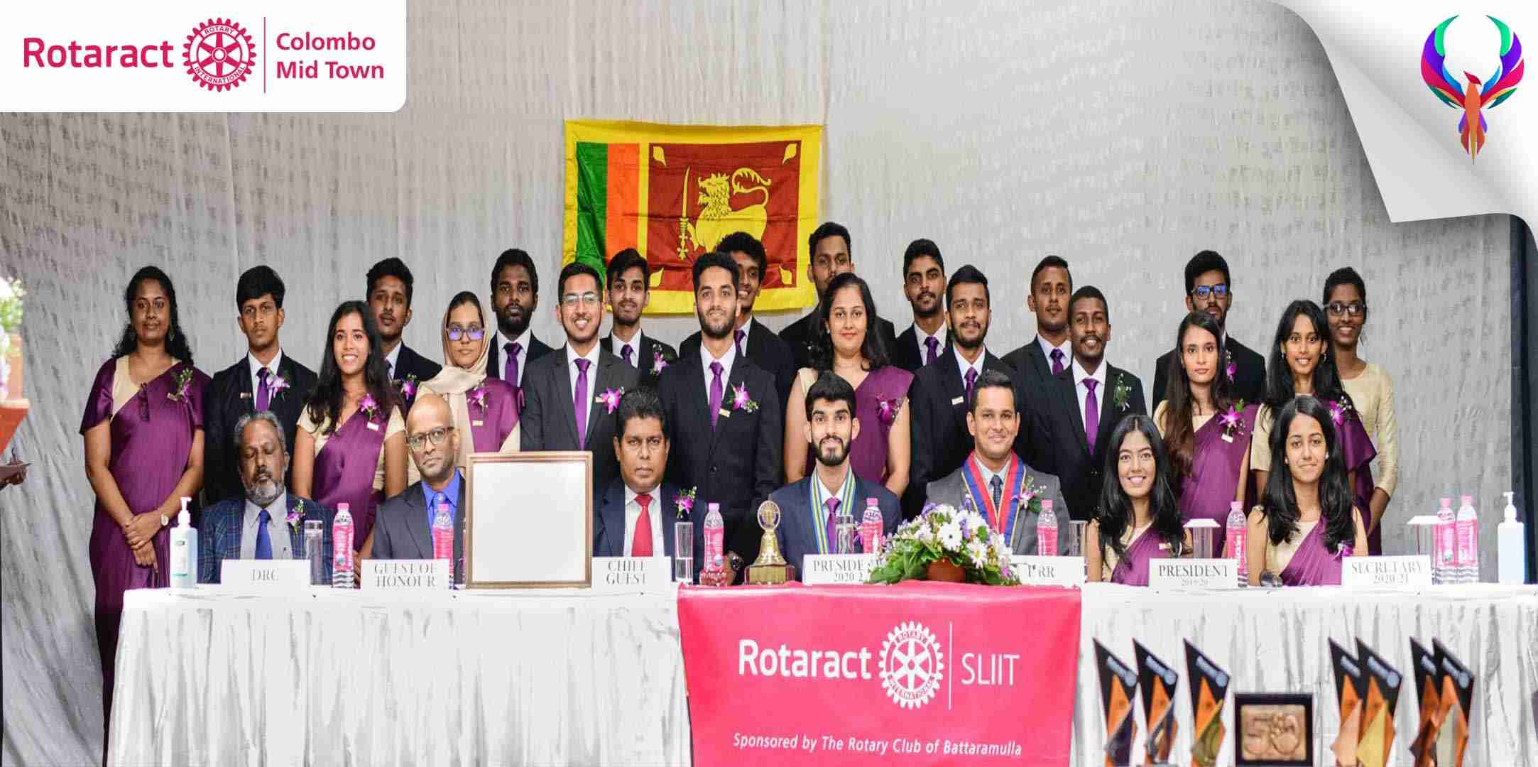 Cover picture for the Rotaract Club of SLITT article
