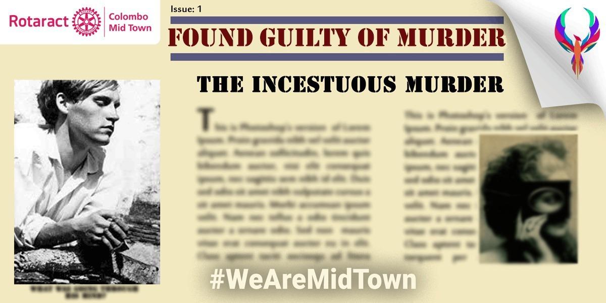 Found Guilty Of Murder 1