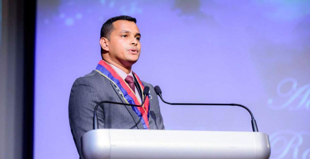 District Rotaract Representative Rtr. PP Kasun Sigera